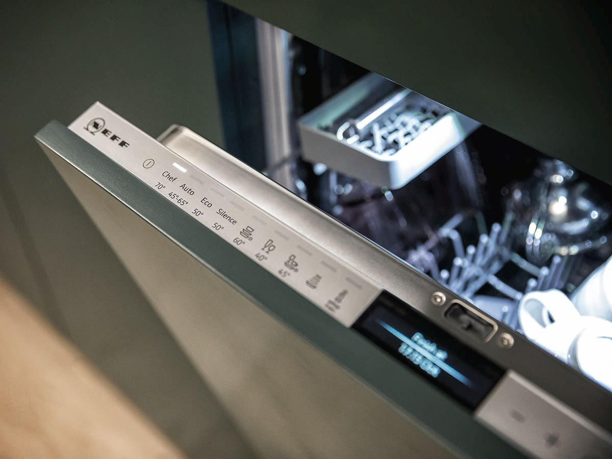 Neff and Bosch Dishwashers