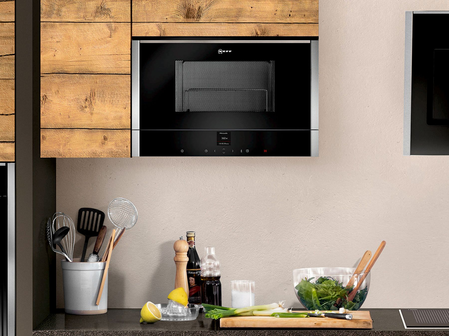 Neff and Bosch Microwaves