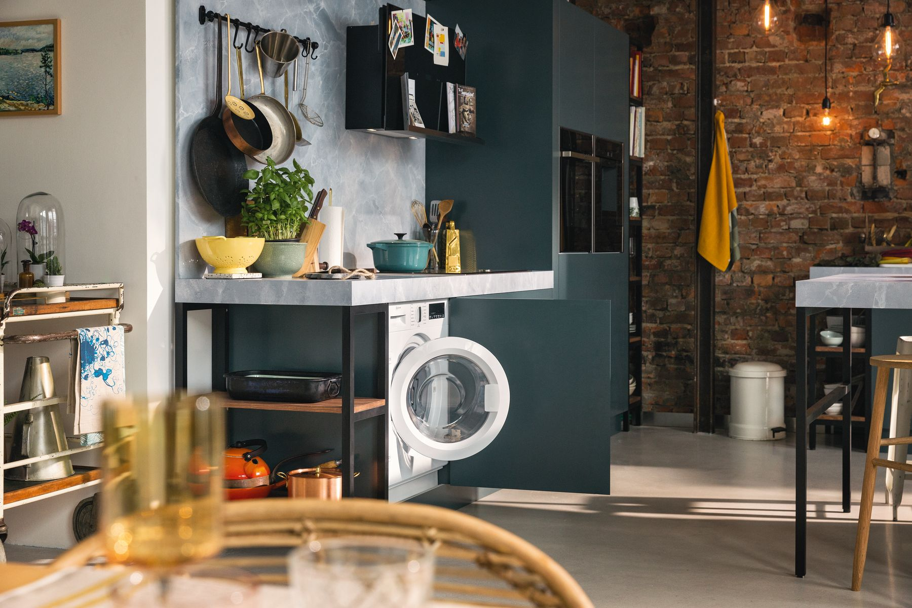 Neff and Bosch Washing Machines