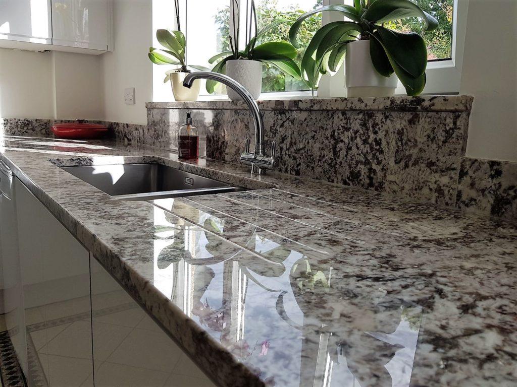 Sensa Granite Worktops